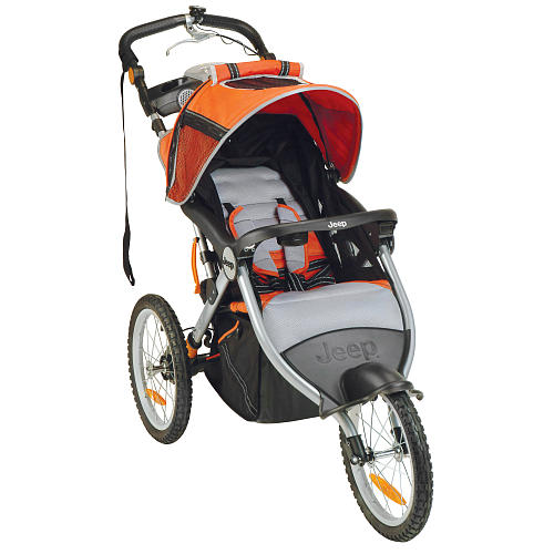 stroller reviews blog archive jeep overland limited jogger review orange grey kolcraft. Black Bedroom Furniture Sets. Home Design Ideas