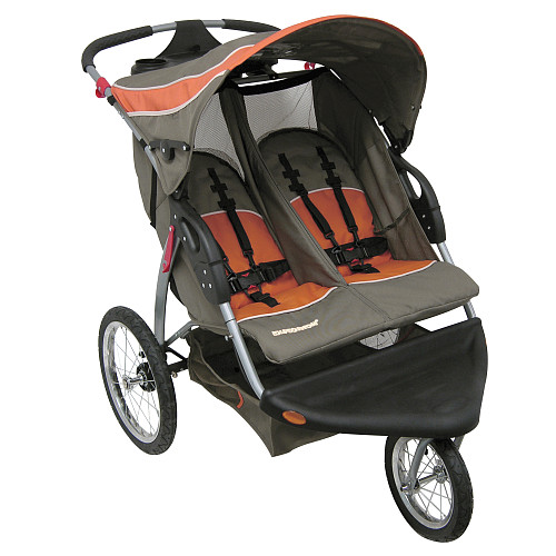 Stroller Reviews » Blog Archive » Baby Trend Double ...