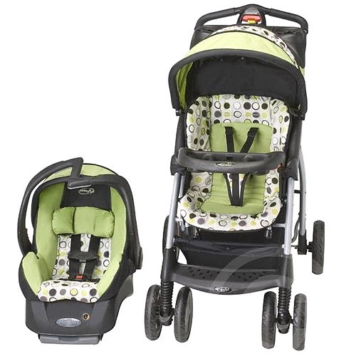 Stroller Reviews » Blog Archive » Evenflo Aura Select ...