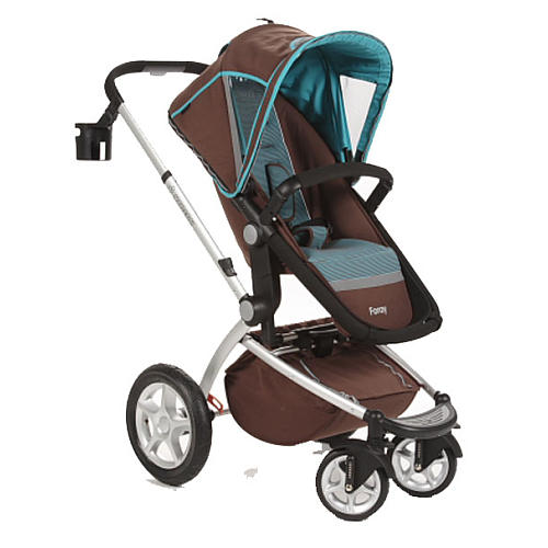 Stroller Reviews » Blog Archive » Maxi-Cosi Foray Stroller