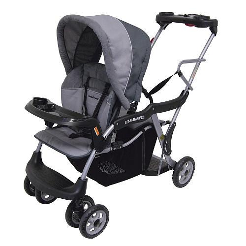 stroller reviews blog archive baby trend sit n stand lx stroller. Black Bedroom Furniture Sets. Home Design Ideas