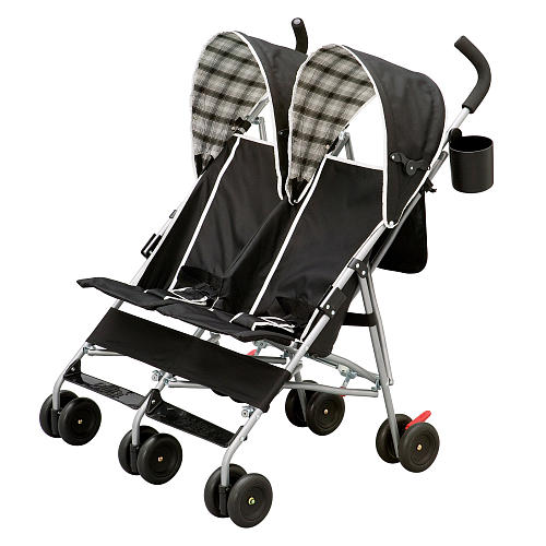 Umbrella strollers: Baby Jogger city mini double stroller
